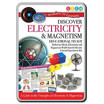 Wonders of Learning Discover Electricity & Magnetisms