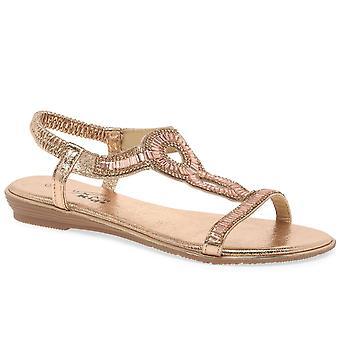 Lunar Samantha Girls Sandals