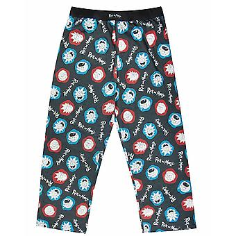 Rick And Morty Portal Men's PJ Bottoms Lounge pants