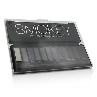 Eyeshadow Palette (12x Eyeshadow, 2x Applicator) - Smokey 12g/0.42oz