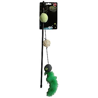 Agrobiothers Glow Wand Cat Toy (Cats , Toys , Balls)
