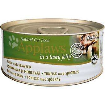 Applaws Tuna with Seaweed in Jelly for Cats (Cats , Cat Food , Wet Food)