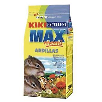 Kiki Kiki Max Menu Squirrels (Small pets , Dry Food and Mixtures)