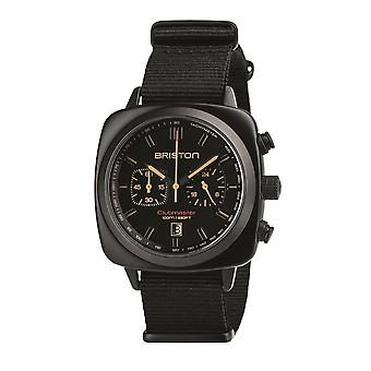 Briston 18142.PBAM.BS.4.NB Clubmaster Sport Wristwatch