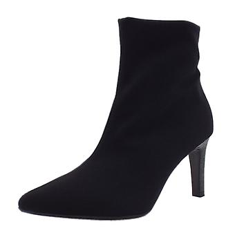 Peter Kaiser Ulsa Fashion Ankle Boots In Black Stretch