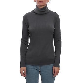 Hemisphere 1924620947 Women's Grey Wool Sweater