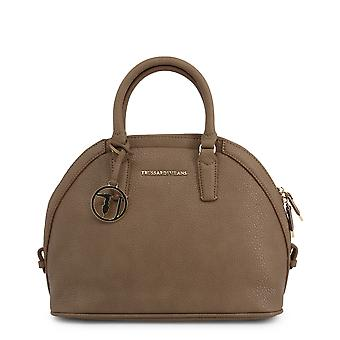 Trussardi Original Women All Year Handbag - Brown Color 49170
