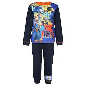 Bob Stavitel Oficiální Dárek Baby Batole Boys pyžama