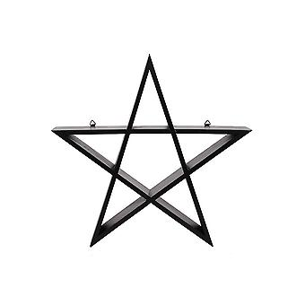Gothic Homeware Pentagram Wall Art