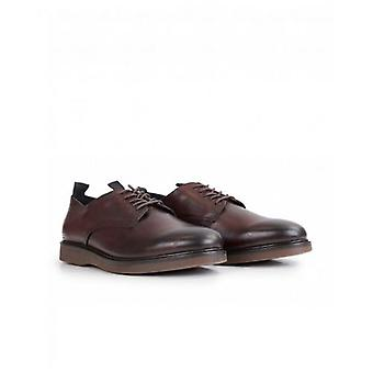 H By Hudson Barnstable Leather Derby Shoes