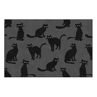 Kids Rug - Cats II - Washable - 115 x 175 cm