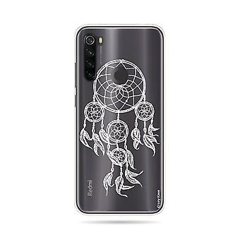 Hull For Xiaomi Redmi Note 8t Soft Catches White Dreams