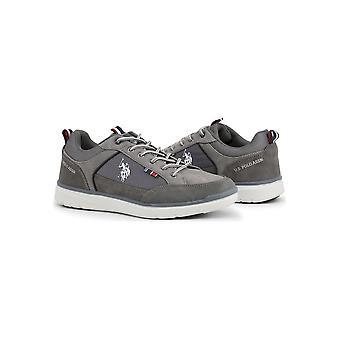 U.S. Polo Assn. - Shoes - Sneakers - YGOR4129S0_YM1_ASH - Men - gray - EU 40