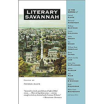 Literary Savannah by Patrick Allen - 9781595340764 Book