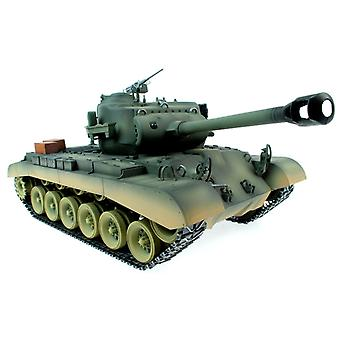 Taigen Hand Painted RC Tanks - Metal Upgrade - M26 Pershing