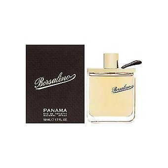 Borsalino panama by borsalino for men 1.7 oz eau de toilette spray