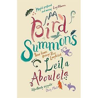 Vogel beschwören von Leila Aboulela - 9781474600934 Buch