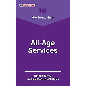 Get Preaching - All-Age Services by Nathan Burley - 9781527103832 Book