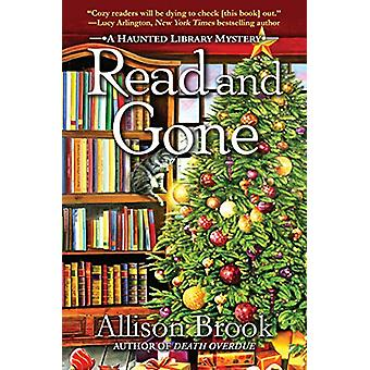 Read And Gone - A Haunted Library Mystery by Allison Brook - 978168331