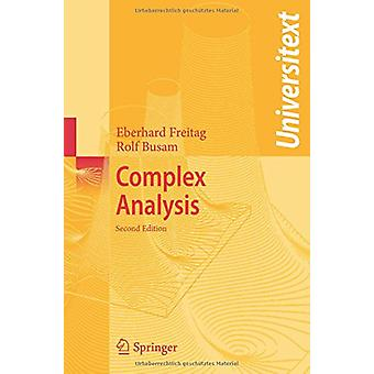 Complex Analysis by Eberhard Freitag - 9783540939825 Book