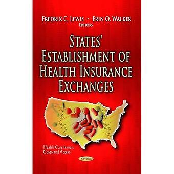 STATES ESTABLISHMENT OF HLTH (Gesundheitsfragen, Kosten und Zugang)