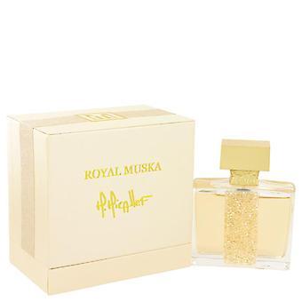 Royal Muska Eau De Parfum Spray (unisex) By M. Micallef 3.3 oz Eau De Parfum Spray