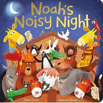 Noah's Noisy Night by Maria Correa - 9781788813082 Book