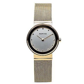 Bering reloj de pulsera de las mujeres Slim Classic - 10126-334 banda de malla