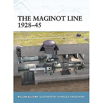 The Maginot Line 1928-45 (Fortress)