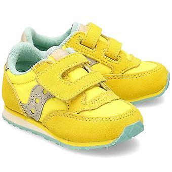 Saucony Baby Jazz SL162936 sapatos universais de crianças do ano todo