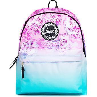 Hype Pastel Rose Fade Backpack Bag Rosa 52