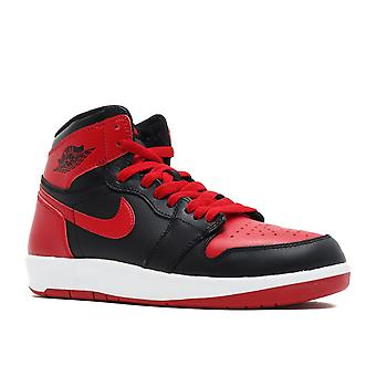 Air Jordan 1 Hi The Return Bg (Gs) 'Bred' - 768862-001 - Shoes