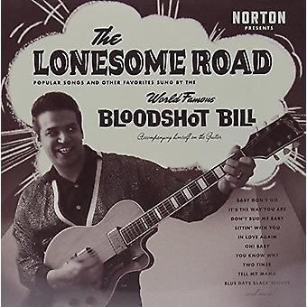Bloodshot Bill - Lonesome Road [CD] USA import