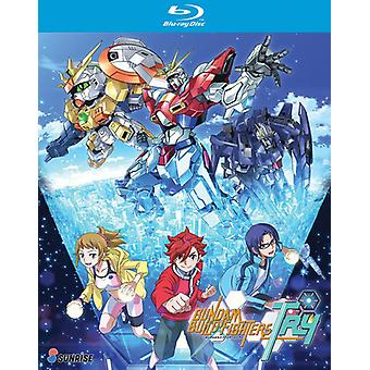 Gundam Build Fighters: Try - Complete Collection [Blu-ray] USA import