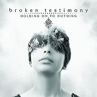 Holding On To Nothing [CD] USA import