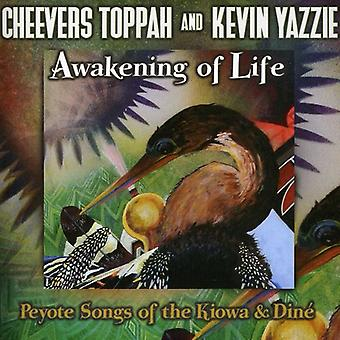 Toppah/Yazzie - Awakening of Life [CD] Usa import