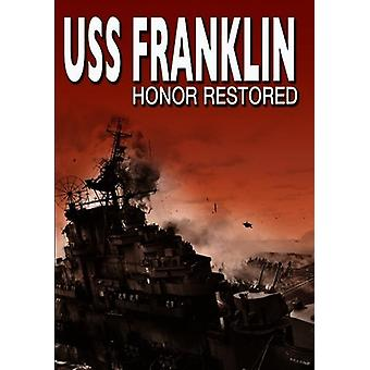 Uss Franklin: Honored Restore [DVD] USA import