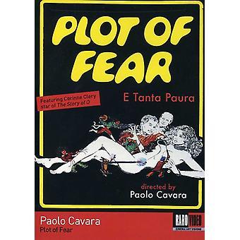Plot of Fear [DVD] USA import