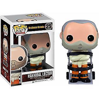 Le Silence des Agneaux Hannibal Lecter Pop! Vinyle