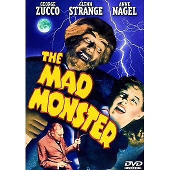 Mad Monster (1942) [DVD] USA importieren