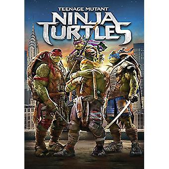 Teenage Mutant Ninja Turtles (2014) [DVD] USA import