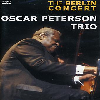 Peterson, Oscar Trio - Berlin Concert [DVD] USA import