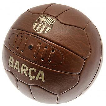 Barcelona Faux Leather Football