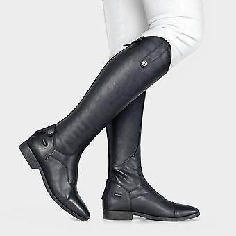 Brogini Women's Casperia II Long Riding Boots Black