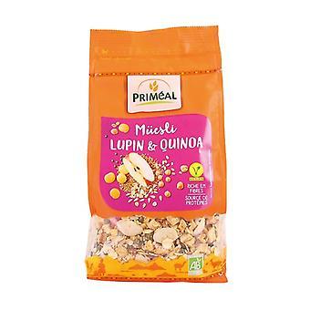 Müesli lupin og quinoa 350 g