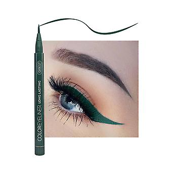 Colorful Liquid Eyeliner - Waterproof, Long Lasting Eye Liner