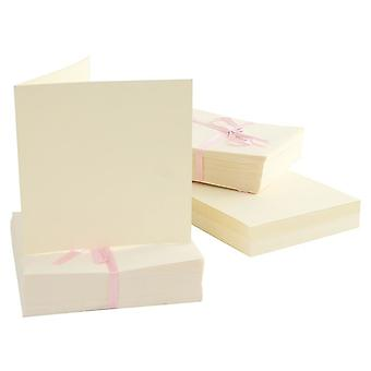 Anita's Square Cards & Envelopes Cream (100pk) (ANT 1512001)