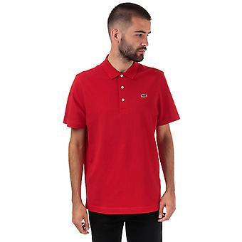 Polo Paite en rouge
