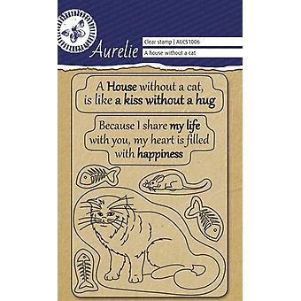 Aurelie A House Without Clear Stamps