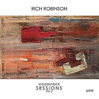 Rich Robinson - Woodstock Session(LP [Vinyl] USA import